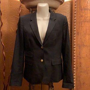 J. Crew schoolboy blazer size 2.